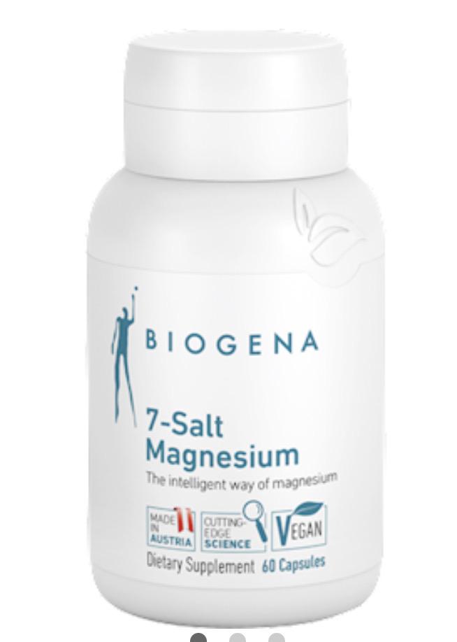 7-Salt Magnesium 60 vegcaps