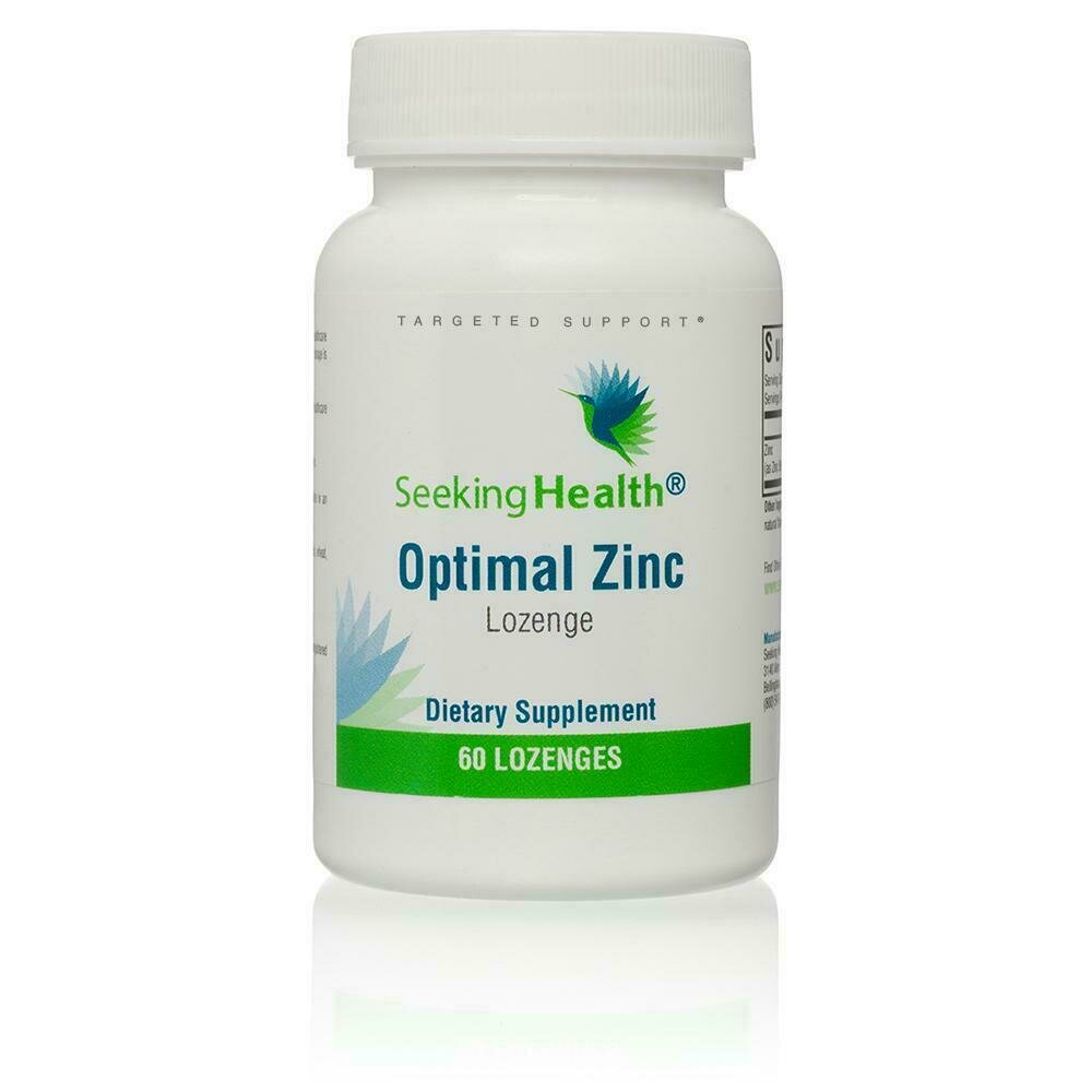 Optimal Zinc - 60 Lozenges
