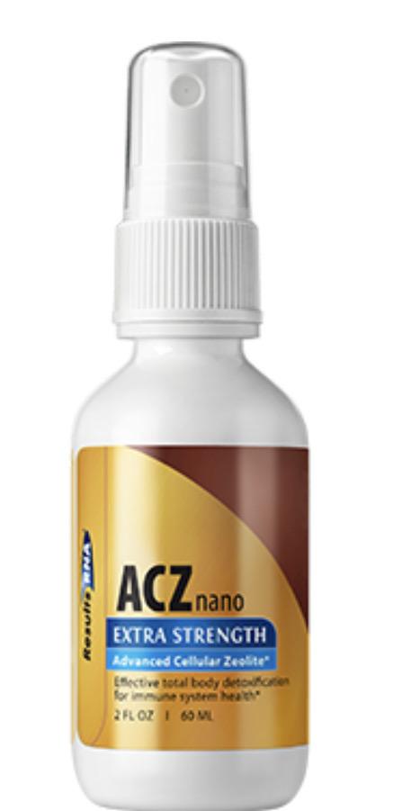 ACZ Nano Extra Strength 2 fl oz