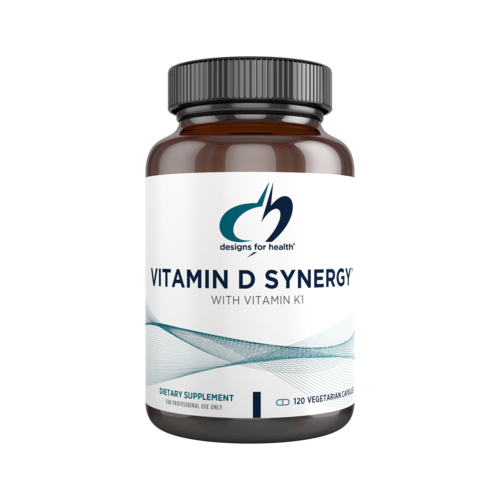 Vitamin D Synergy 120 capsules