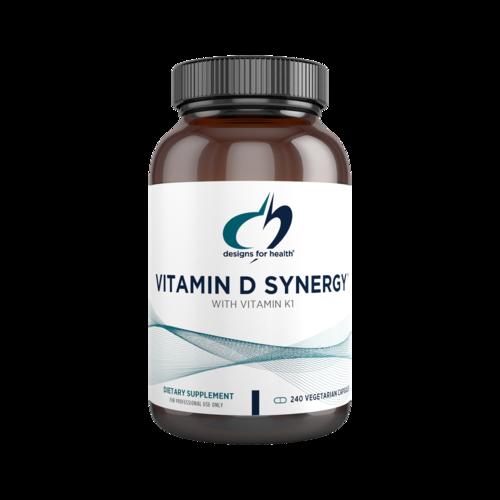 Vitamin D Synergy 240 capsules