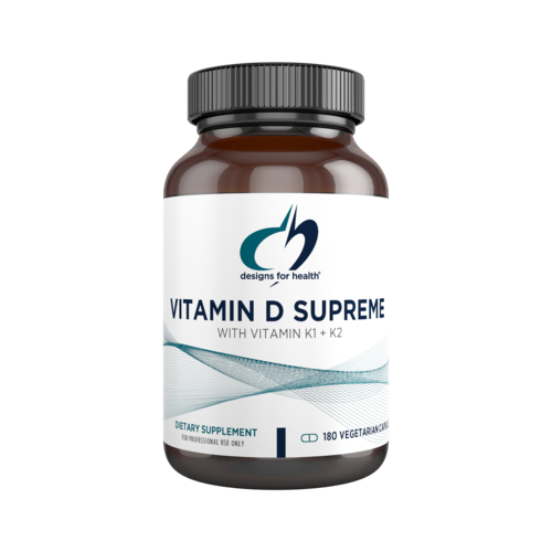 Vitamin D Supreme 180 capsules