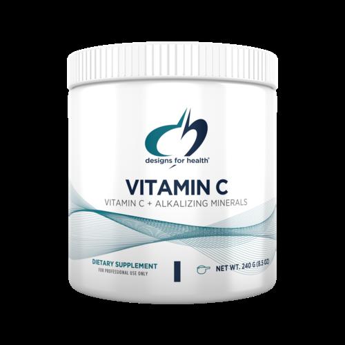 Vitamin C 240 g (8.5 oz) powder