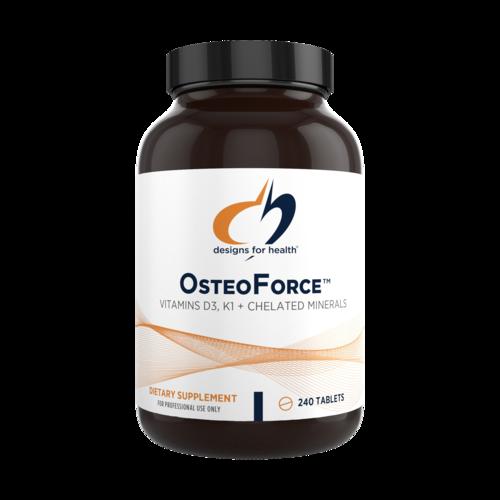 OsteoForce™ 240 tablets