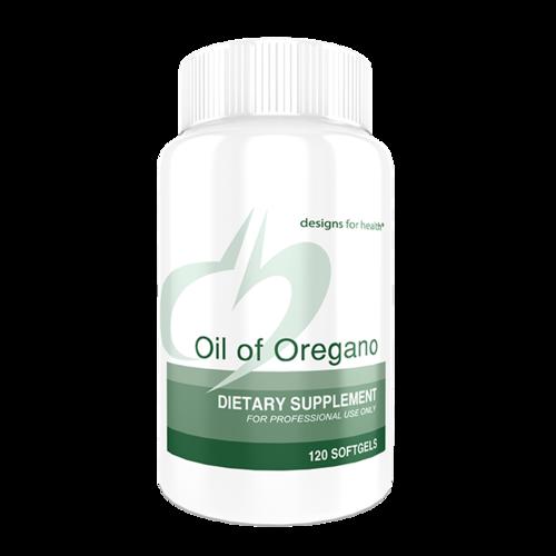 Oil of Oregano 120 softgels