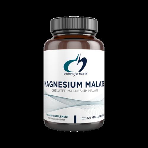 Magnesium Malate 120 capsules