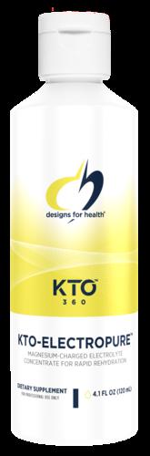 KTO-ElectroPure™ 4.1 fl oz (120 mL) liquid