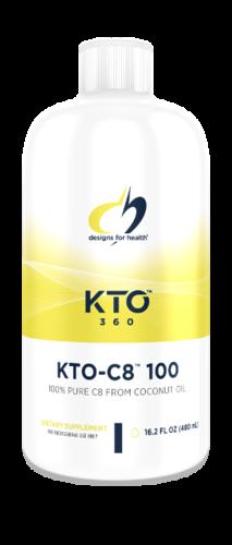 KTO-C8™ 100 16.2 fl oz (480 mL) liquid
