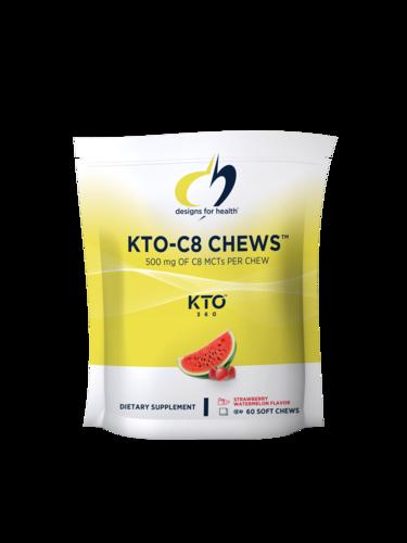 KTO-C8™ Chews 60 soft chews