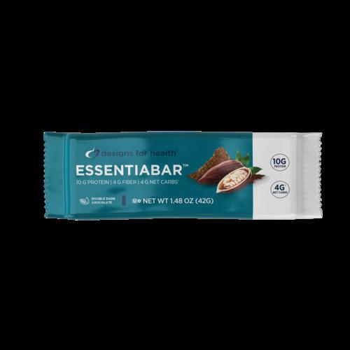 EssentiaBar™ DDC 18 bars Double Dark Chocolate