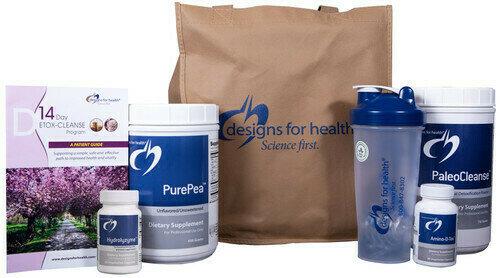Detox: Original 14 Day Program with PurePea™ 14 day program