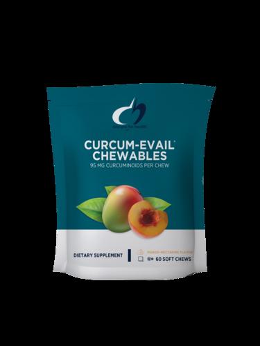 Curcum-Evail® Chewables 60 soft chews Mango-nectarine