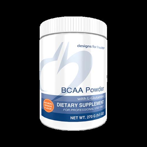 BCAA Powder with L-Glutamine 270 g (9.5 oz) powder