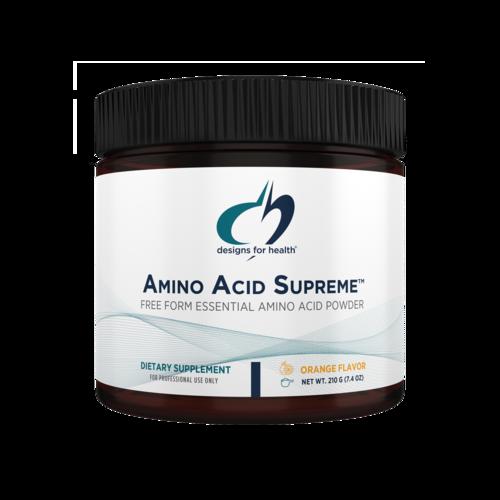 Amino Acid Supreme™ 210 g (7.4 oz) powder Orange
