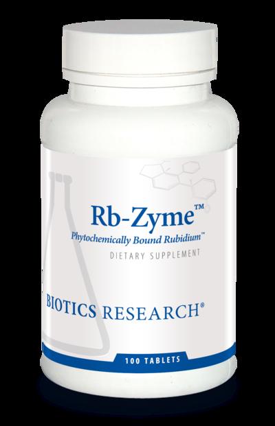 Rb-Zyme™ (Rubidium)