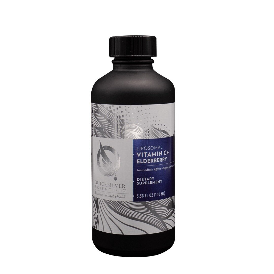 Vitamin C+ Elderberry