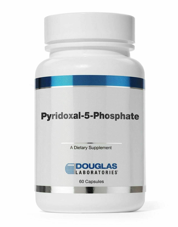 Pyridoxal-5-Phosphate (50 mg. capsules)