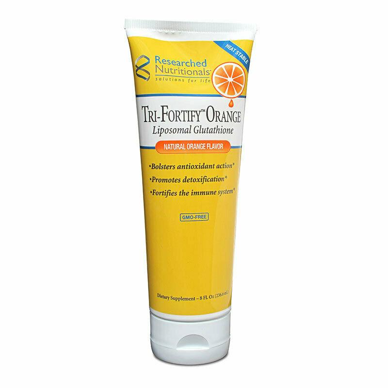 Tri-Fortify™ Orange (GMO-Free) glutathione