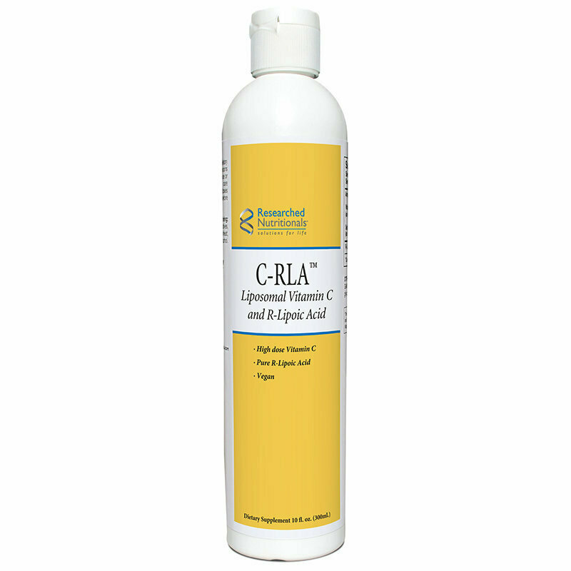 C-RLA™ Р Liposomal Vitamin C (GMO Free)