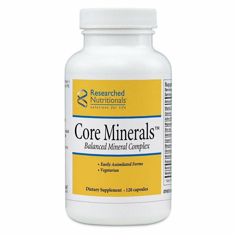 Core Minerals™ Multi-Mineral