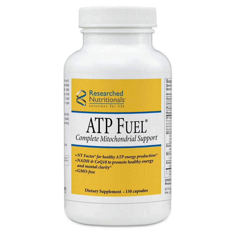 ATP Fuel® (GMO-free)