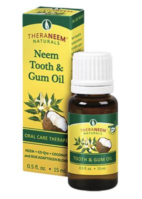 Neem Tooth & Gum Oil .5 fl oz