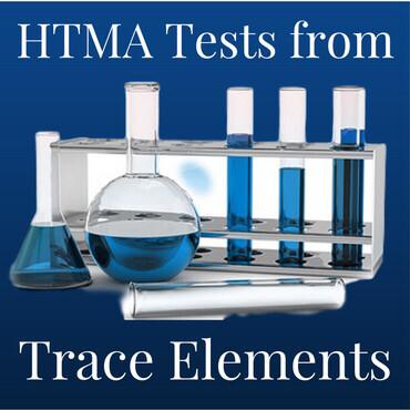 HTMA Trace Elements тест волос без интерпретации/ Повторное Тестирование