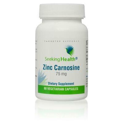 Zinc Carnosine - 60 Capsules