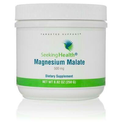 Magnesium Malate - 100 Servings