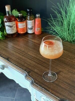 Rum Cocktail Kit Blood Almond