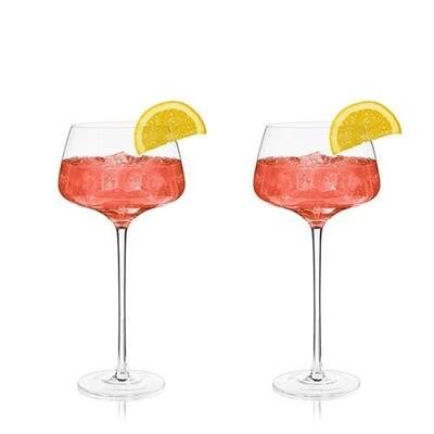 Amaro Spritz Glasses (Set of 2)