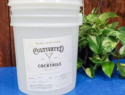 Hand Sanitizer (5 Gallon Bucket)