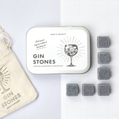 Men's Society - GIN COOLING STONES