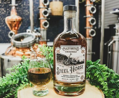 Steel Horse Whisky-Store Pick Up Only