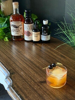 Shipping Rum Cocktail Kit: Old Orleans