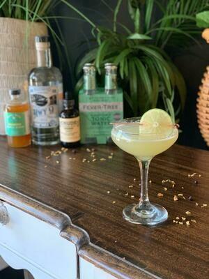 Hwy 9 Gin Cocktail Kit: Gin & Jasmine