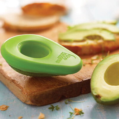 Food Huggers - Green Avocado Huggers - Set of 2