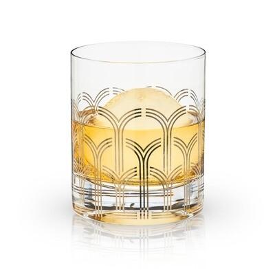 Viski - Hairpin Deco Tumbler