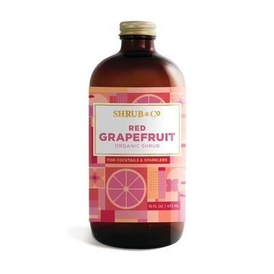 Shrub & Co - Organic Grapefruit Shrub