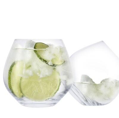 CUISIVIN - Cuisivin Stemless Copa Gin Glass Set