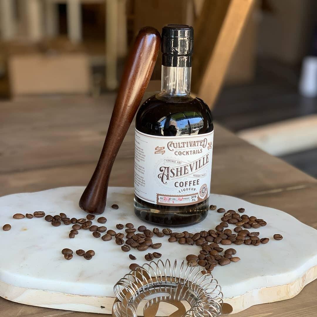 Asheville Coffee Liqueur