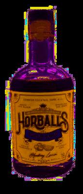 Horball's Blueberry Lemon Drinking Vinegar
