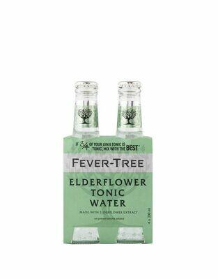 Elderflower Tonic (4 Pack)