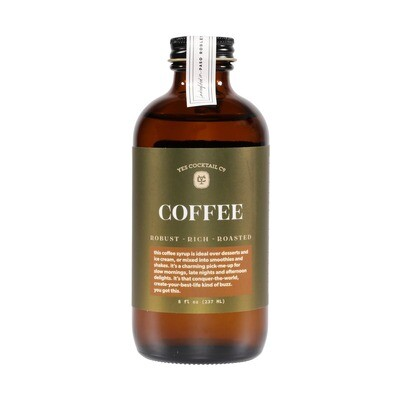 Yes Cocktail Co - Cold Brew Coffee Syrup