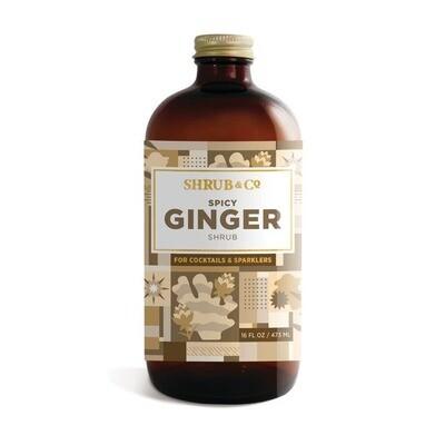 Shrub & Co - Spicy Ginger Shrub