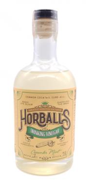 Horball's Cucumber Mint Drinking Vinegar