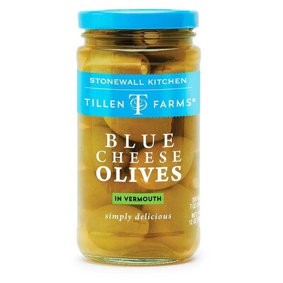 Collins - Assorted Tillen Farms Blue Cheese Olives