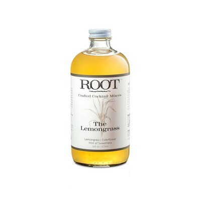 ROOT Crafted Cocktail Mixers - The Lemongrass Cocktail Mixer