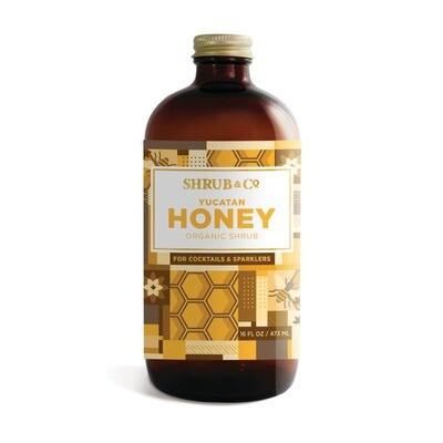 Shrub & Co - Organic Yucatan Honey Shrub