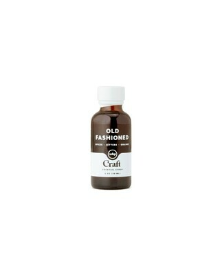 W&P - Craft Old Fashioned Cocktail Syrup 1 oz